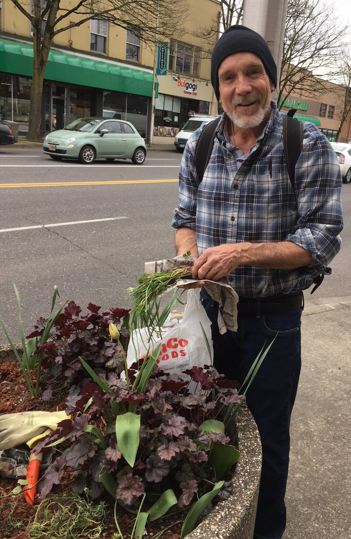 Flowers – Gift to Community